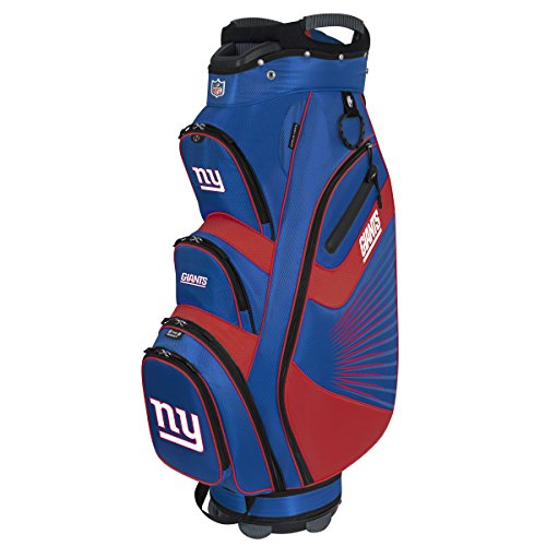Team Effort NFL New York Giants The Bucket II Cooler Cart Bag