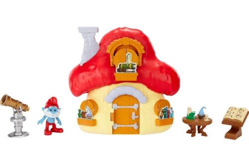 Smurf Mushroom - Smurfs Wave #1 Mushroom House with Figure Assortment