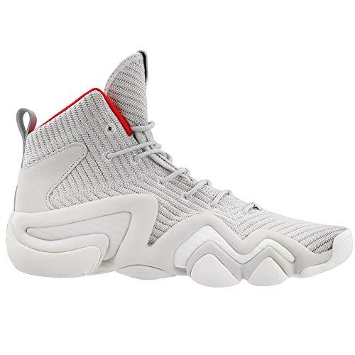 res Two Adidas Uomo nbsp;adv hi Basket White Red 8 Grey Da Crazy Pk Scarpa ftwr qgOwqAF