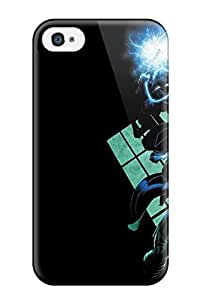 Melissa Fosco's Shop 3679505K15776122 Excellent Design Nightwing Phone Case For Iphone 4/4s Premium Tpu Case