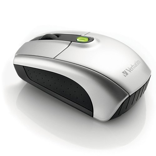 Verbatim Wireless Notebook Laser Mouse 96672 (96672 Wireless Notebook)