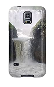 Jill Pelletier Allen's Shop New Style 5260504K63958975 Design High Quality Waterfalls Cover Case With Excellent Style For Galaxy S5