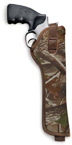 Uncle Mike's Right Hand Realtree Hardwoods Camo Kodra Nylon Sidekick Hip Holster (Size 4)