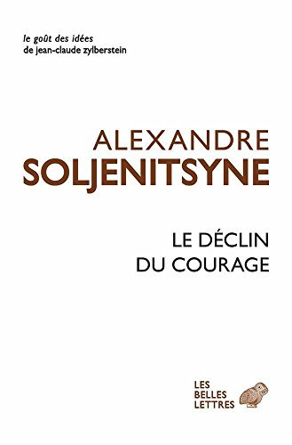 Le Declin Du Courage [Pdf/ePub] eBook