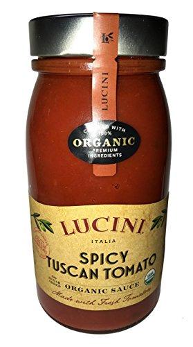 Lucini Italia Certified Organic Organic Spicy Tuscan Tomato 25.5 oz