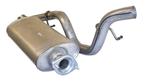 Crown Automotive 52019241AF Muffler and Tailpipe