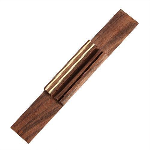 1pc Rosewood Wood Guitar Bridge Fits for Classical Guitar