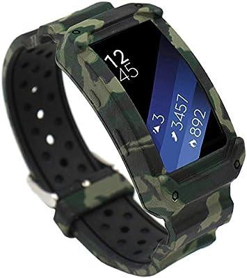 EL-move para Samsung Gear fit 2 correa de reloj pulsera correa de ...