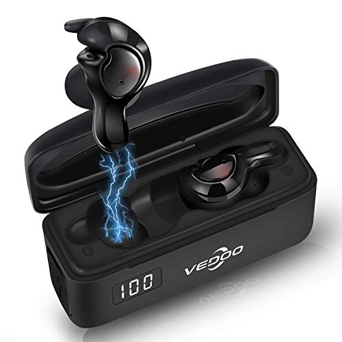 Vedoo True Wireless Bluetooth Earbuds Sport Headphone Bluetooth 5.0 Waterproof Easy to Pair