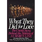 What They Did for Love, Denny Martin Flinn, 0553345931