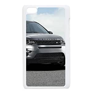 Landrover Image On The iPod 4 White Cell Phone Case AMW897093