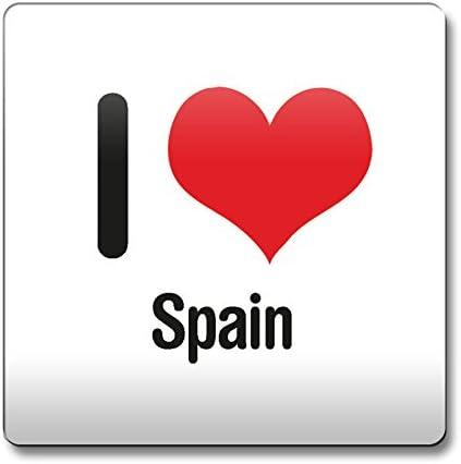 Compra I Love 1539 posavasos de la bandera de España en Amazon.es