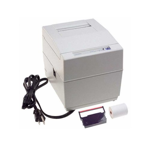 Price comparison product image Citizen America 3550P-40PF220V IDP-3550 Impact Printer, Par Charpin Feed, 220V, Ivory