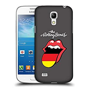 Official The Rolling Stones Germany International Licks 1 Hard Back Case for Samsung Galaxy S4 mini I9190