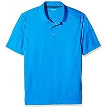 Amazon Essentials Men's Regular-Fit Quick Dry Golf Polo Shirt