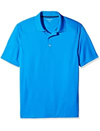 Men's Regular-Fit Quick-Dry Golf Polo Shirt
