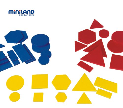 Miniland Logical Blocks by Miniland