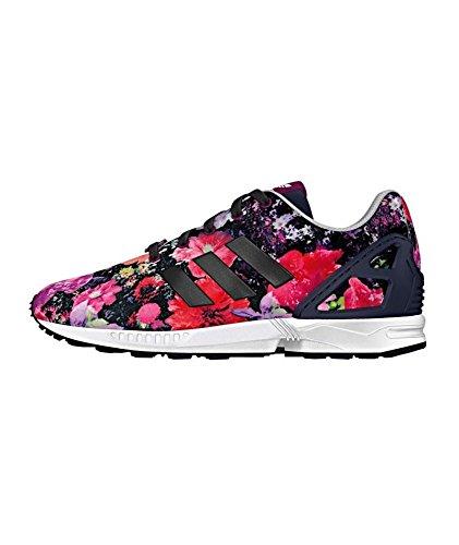 3e2a3f34b2d26 Adidas Originals Sneaker ZX Flux EL Schuhe Kinder Mädchen 35, Mehrfarbig