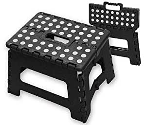Multifunción Step - BEAT taburete MINI - kitchen Step, plegable, reposapiés, base de apoyo