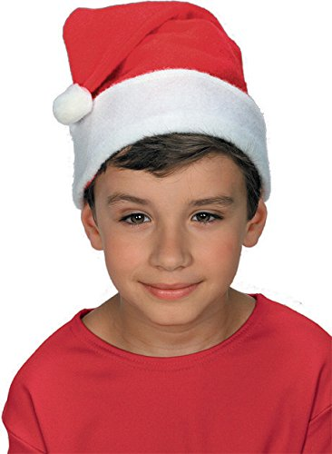 Rubie's Costume Co Child Classic Santa Hat Costume