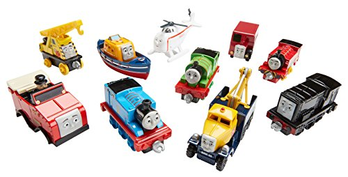 Thomas andFriends Favorite Friends Vehicle Set diecast by Thomas & Friends Adventures (Image #3)