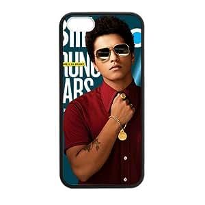 Star Bruno Mars Iphone Case Custom Phone Case For Iphone 5 5S