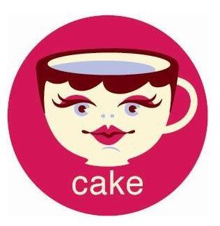 Jane Jenni - Melamine Plate - CupCake: Amazon.co.uk: Kitchen & Home