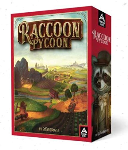 Mr. B Games Raccoon Tycoon ()