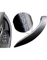 Cubierta de la manija de la puerta para 3 Series F30 / F31 / F34 y 4 Series F32 / F33 / F36 (izquierda, negro, M Sport)