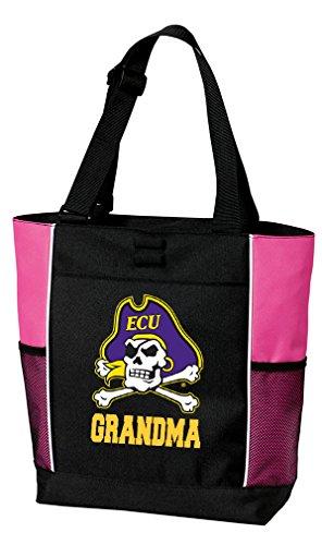 ECU Grandma Tote Bag Ladies East Carolina Grandma Totes