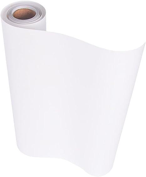 Rollo de papel de transferencia transparente 30x300 cm para vinilo ...