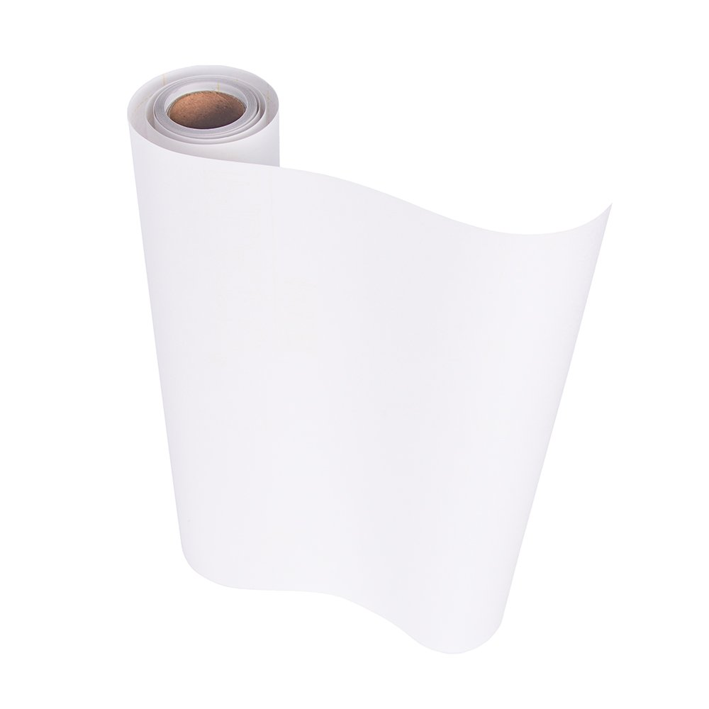 12 X 10ft Clear Transfer Paper Roll for Cameo Self Adhesive Vinyl for Signs Stickers Decals Walls Doors Windows Application with Low Initial Tack VINYL FROG 4336883224