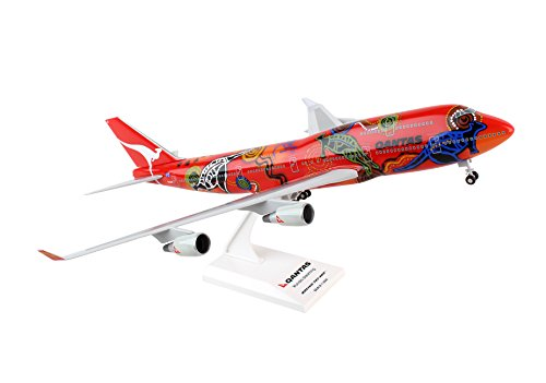 daron-worldwide-trading-skr406-skymarks-qantas-747-400-1-200-wunala-dreaming-ii-w-model-kit