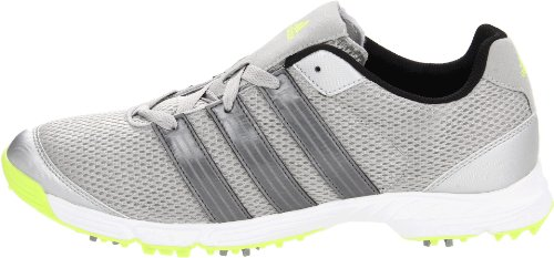adidas men's climacool golf shoes grey