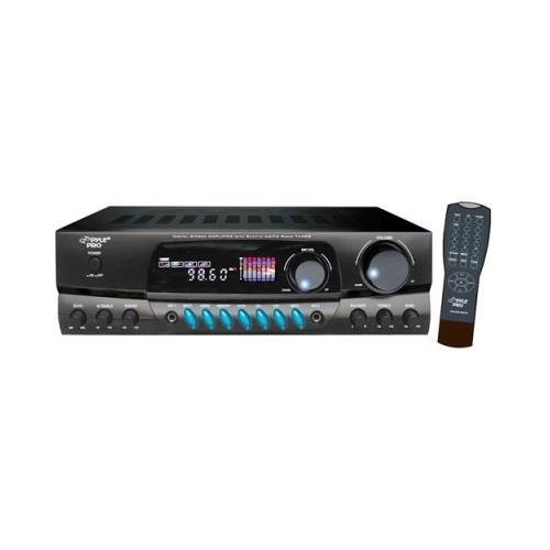 Pyle Pt260a Home Theater Am/fm Receiver And Amplifier Amp With Remote 200w by Pyle