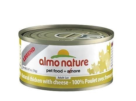 Amazon.com: Almo Nature Legend comida de gato – 1 – Funda ...