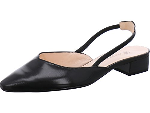 Kaiser de negros de hebilla Zapatos Peter mujer SaBXBwq