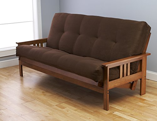Kodiak Futons 760946 Sofa Bed Brown