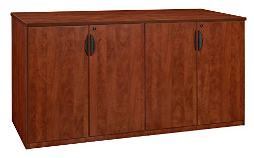 (Regency Legacy 72-inch Storage Cabinet Buffet- Cherry)