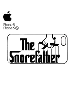 The Snore Father Mobile Cell Phone Case Cover iPhone 5&5s Black