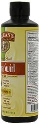 Barlean\'s Mango Peach Fish Oil Omega Swirl, 16-Ounce-Packing May Vary