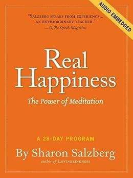 Real Happiness Sharon Salzberg ebook product image