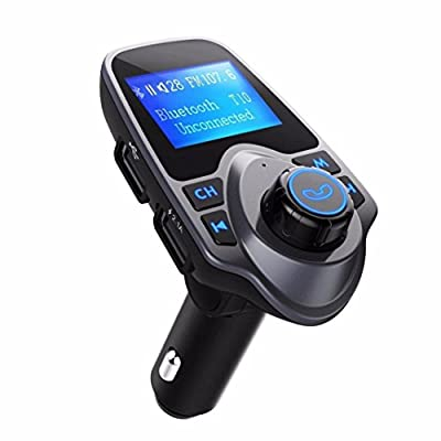GBSELL Bluetooth Car Kit MP3 Player FM Transmitter Wireless Radio Adapter USB Charger