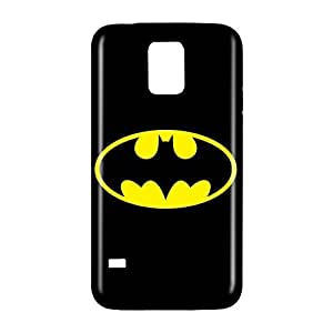 Batman the Dark Knight Snap on Plastic Case Cover Compatible with Samsung Galaxy S5 GS5