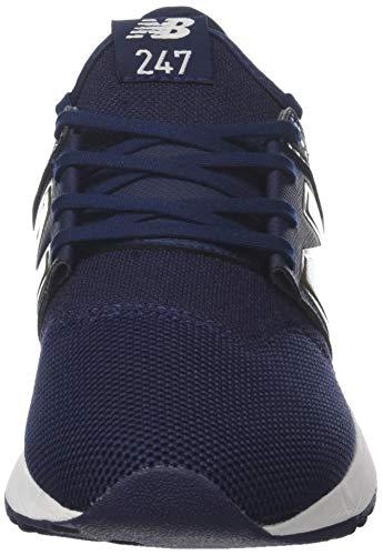 Mujer Balance 247v1 Ha pigment New Para Azul Zapatillas gold U6fFq