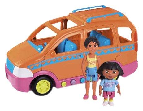 Dora Talking Vamonos Van
