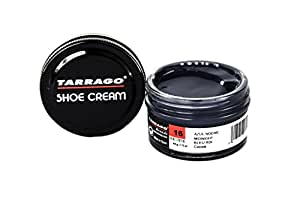 Tarrago Shoe Cream Jar 50Ml. Midnight #16