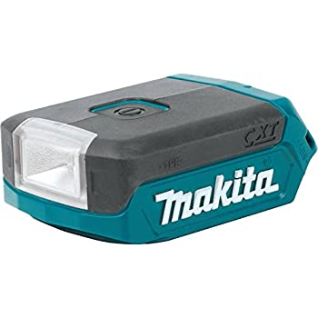 Makita ML103 12V MAX CXT Lithium-Ion Cordless L.E.D. Flashlight