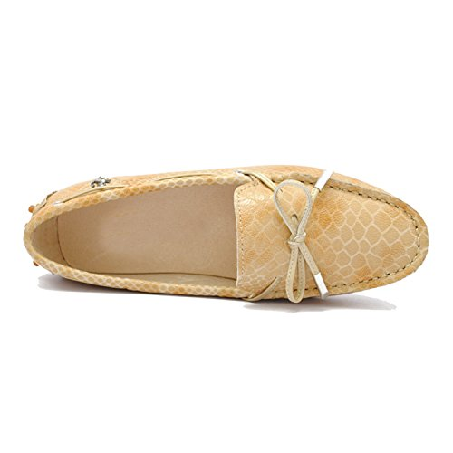 Minitoo - Ballet mujer Beige