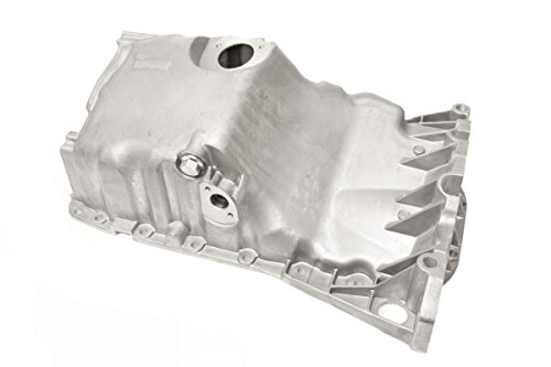 Engine Oil Pan For Audi A4 VW Passat 1.8L Turbo Models w/Low Oil Sensor ()